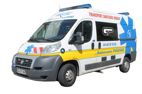 Ambulances-Pouzens